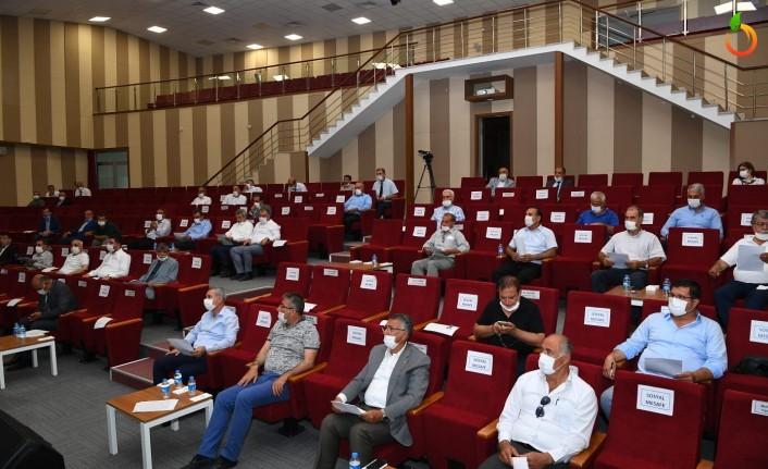Büyükşehir Belediye Meclisi Temmuz Toplantısı Tamamlandı