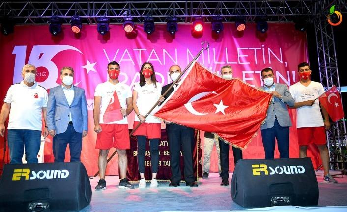 Gürkan: Milleti Yaşatan Şereftir Şandır