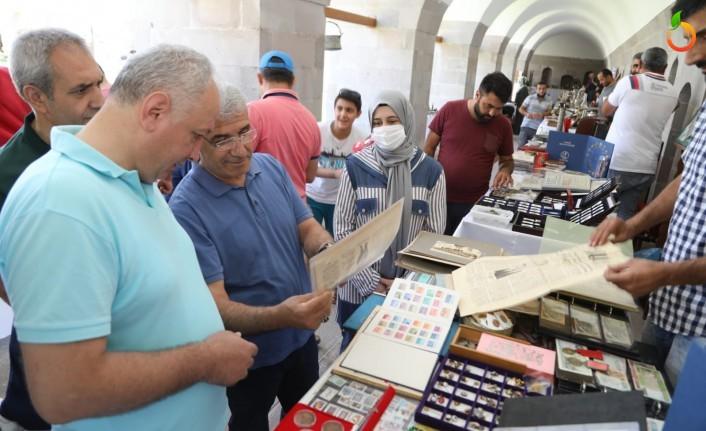 Malatya'da İlk Antika Pazarı Kervansaray'da Açıldı