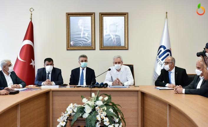 'Mehmet Ali Aydınlar Malatya Lisesi' Protokolü İmzalandı