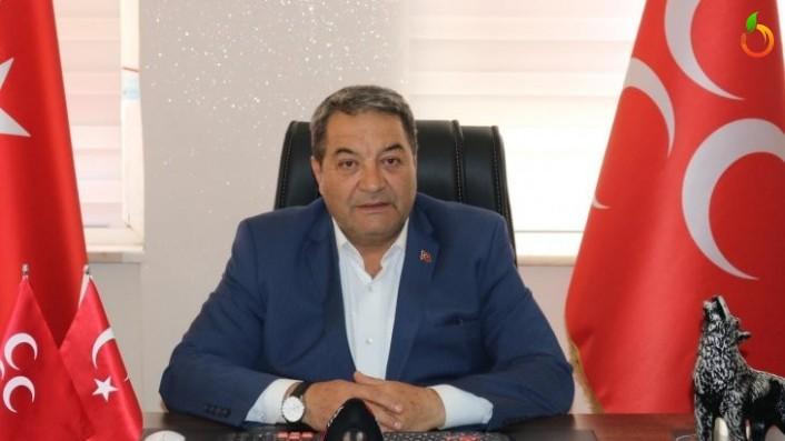MHP'li Fendoğlu'dan Büyükyıldırım'a taziye mesajı