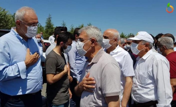 Milletvekili Hakan Kahtalı'nın acı günü