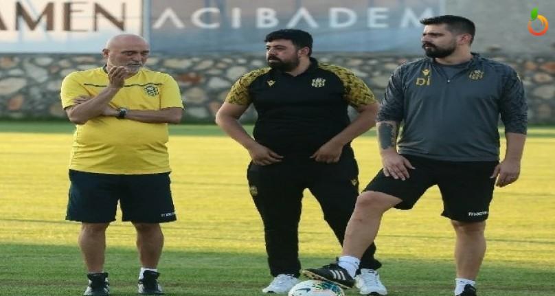 YMS'de Gaziantep maçı hazırlıkları sürüyor