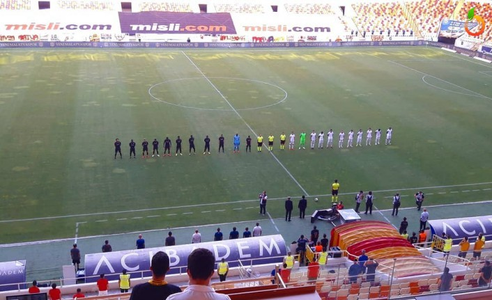 YMS-Gençlerbirliği Maç Sonucu 0-0