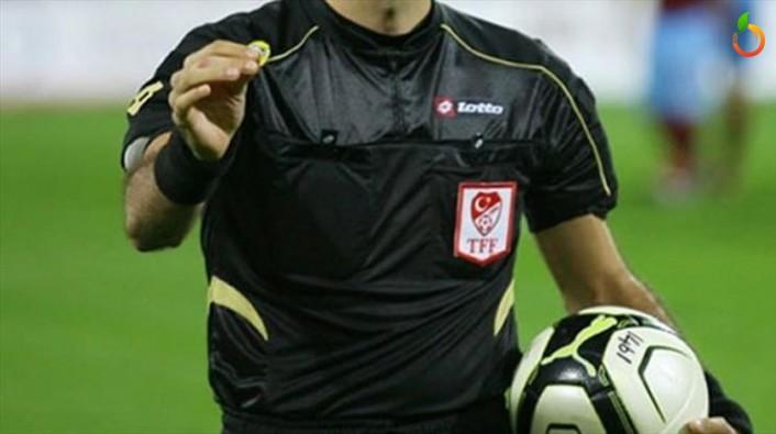 YMS Beşiktaş maçının hakemi belli oldu