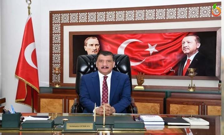 Başkan Gürkan'dan Hicri Yeni Yıl Ve Muharrem Ayı Mesajı