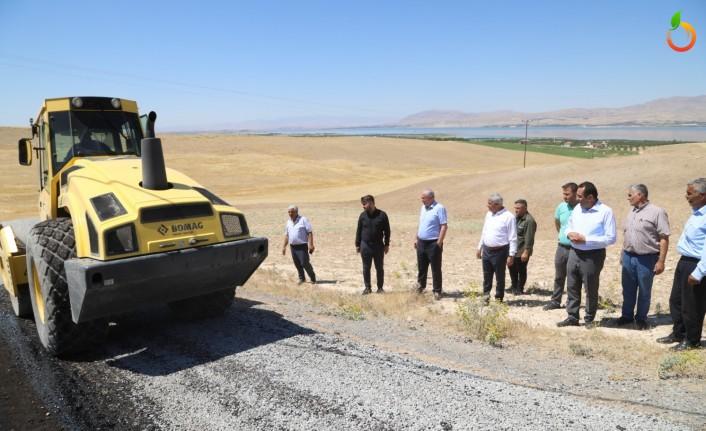 Battalgazi'de Asfalt Serimi Sürüyor