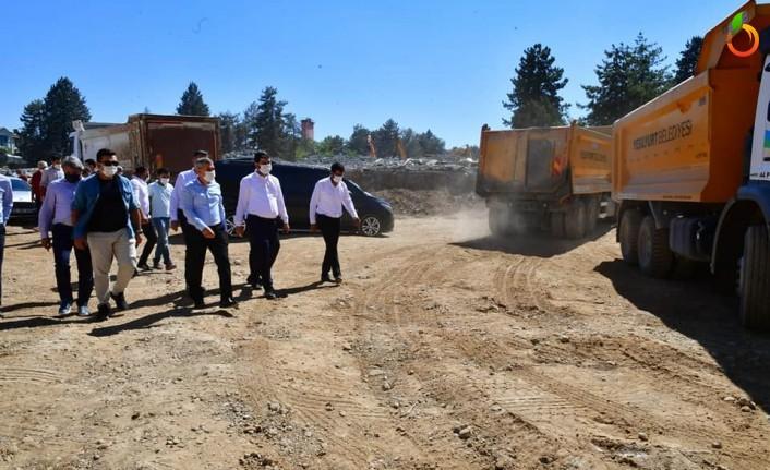 'Bölgemize Değer Katacak Vizyonel Bir Belediye Binasına Kavuşacağız'