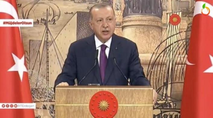 Erdoğan Müjdeyi Verdi...Karadeniz'de Doğalgaz Bulundu