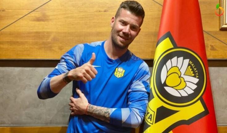 Guido Herrera Yeni Malatyaspor'da.