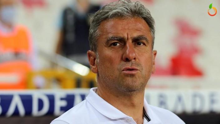 Hamzaoğlu'dan Yeni Malatyaspor'a Mesaj