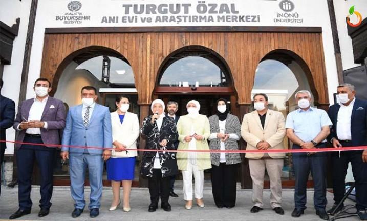Malatya Kadın Girişimi Kooperatifi Açıldı