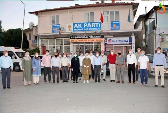 Milletvekili Çalık, Yine Malatya'yı Karış Karış Geziyor