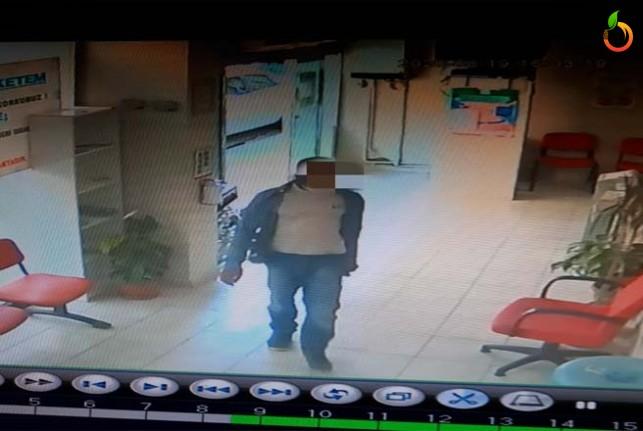 O Hırsız 63 Saatlik Kamera İncelemesi Sonrasında Yakalandı