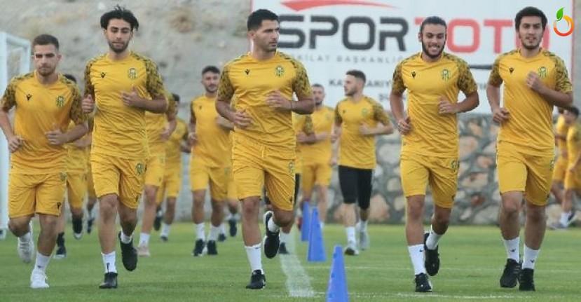 Yeni Malatyaspor'da Hazırlıklar Başladı