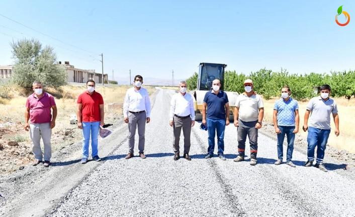 Yeşilyurt Belediyesi 7 Ayda 62 Km Sathi Kaplama Yaptı