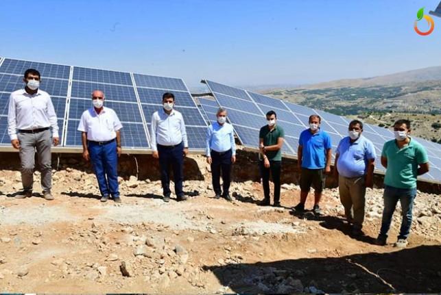 Yeşilyurt Belediyesi Enerji Yatırımlarıyla Milli Ekonomiye Katkı Sunuyor