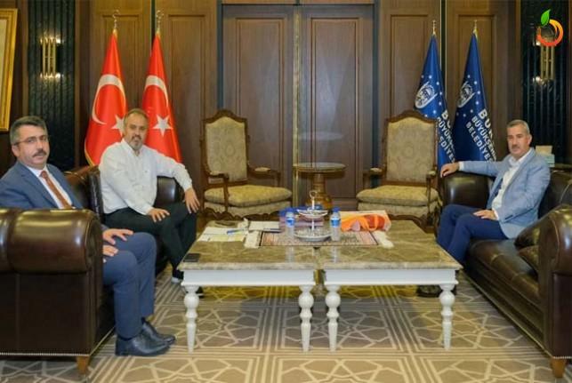 Yeşilyurt Belediyesi, Türkiye Sağlıklı Kentler Birliğine Üye Oldu