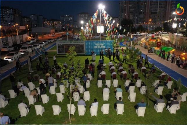 'Altın Parkımız, Sosyal Yaşam Projelerine Örnek Gösterilecek'