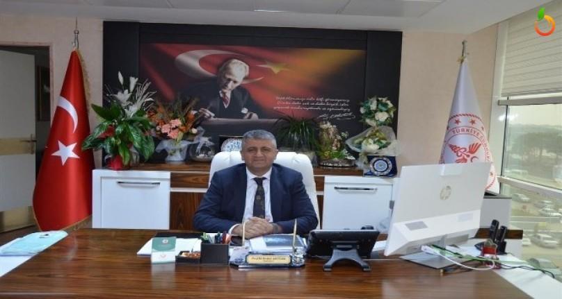 Başhekim Erdal Aktürk Korona'ya Yakalandı