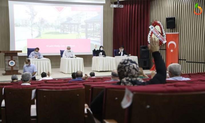 Başkan Güder,'Şehit Fevzi'de Belediye Rant Sağlayacak Dedikoduları Var'