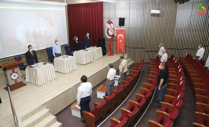 Battalgazi Belediyesi Eylül Ayı Olağan Toplantısı 1. Oturumu Gerçekleştirildi