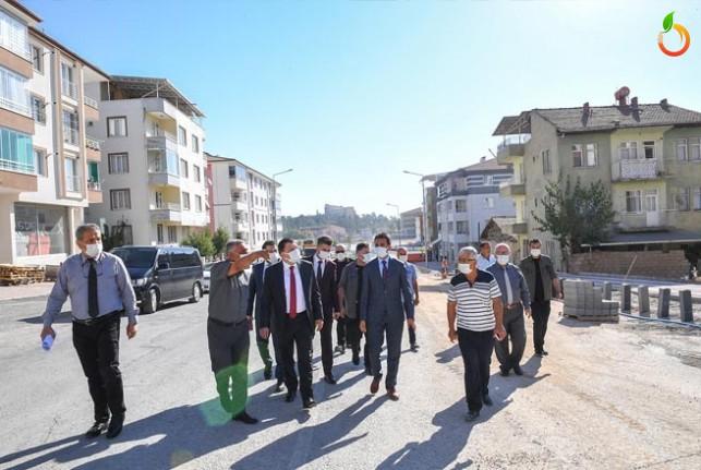 Büyükşehir'den Yeşiltepe'ye Modern Dokunuş