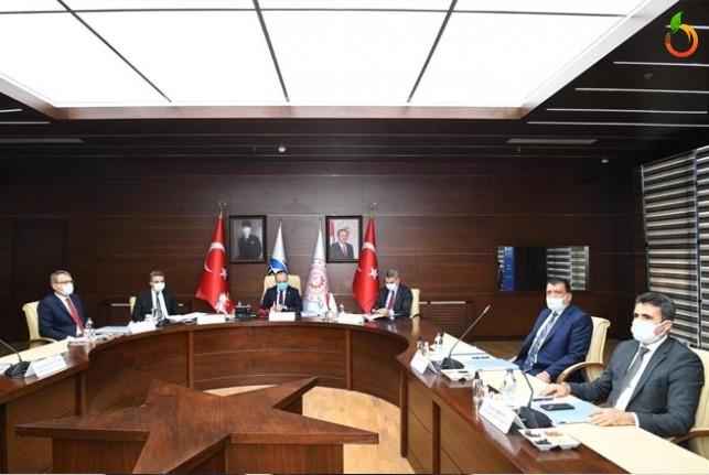 FKA Eylül Ayı Yönetim Kurulu Toplantısı Elazığ'da Düzenlendi