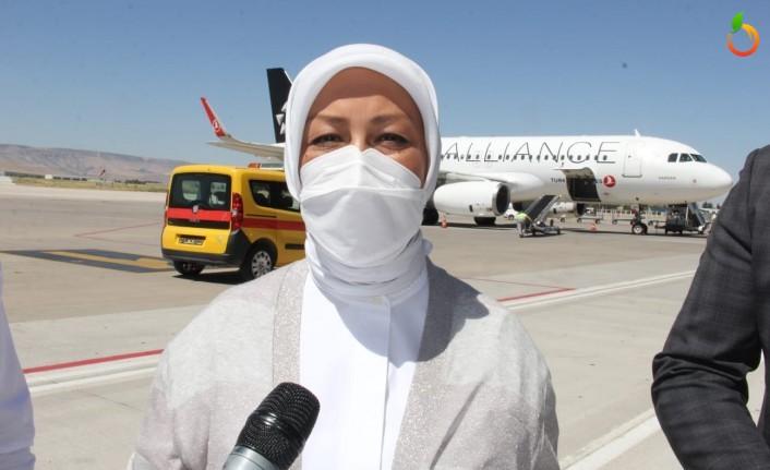 Malatya havalimanına yeni terminal binası müjdesi