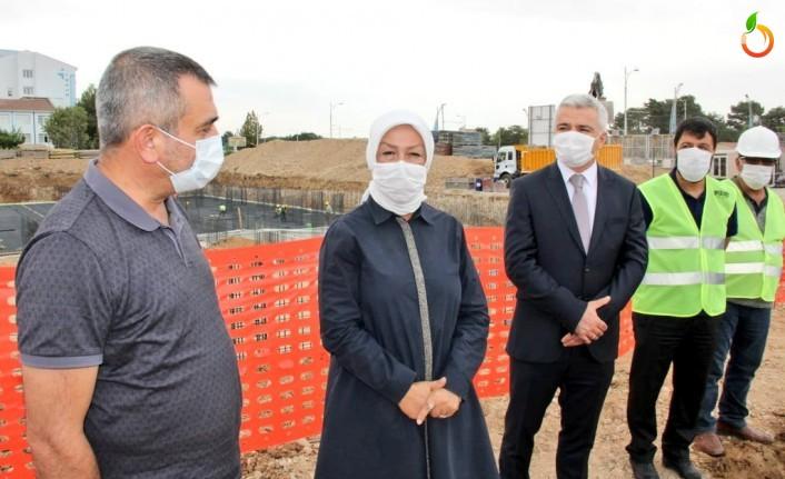 Malatya SGK'ya yeni bina yapılıyor