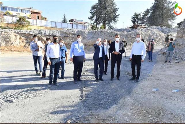 'Yeni Hizmet Binası ve Millet Bahçesi, Malatya'nın Gözde Mekânlarından Olacak'