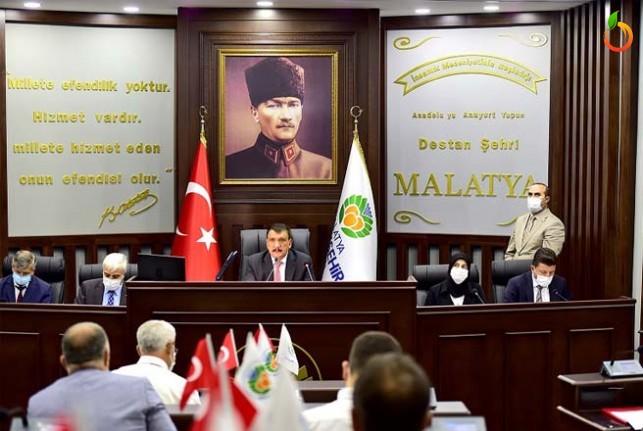Yeni Meclis Salonunda  Elektronik Oylama Yapıldı