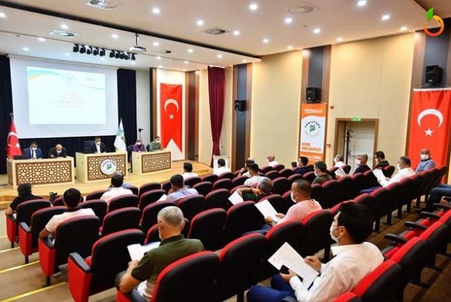 Yeşilyurt Belediye Meclisi, Eylül Ayı Toplantısını Yaptı