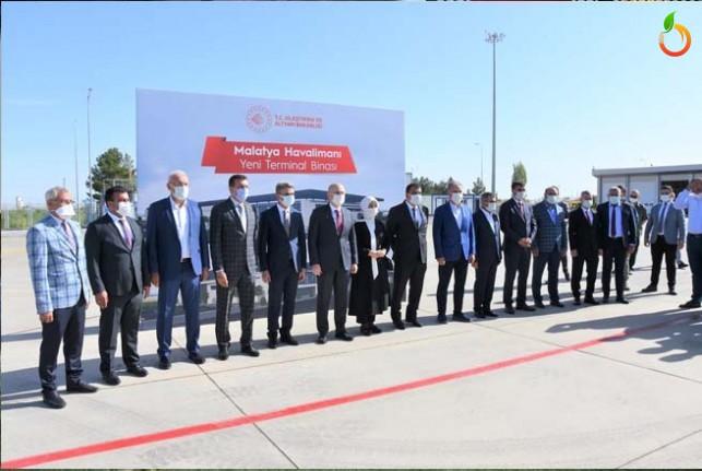 Başkan Sadıkoğlu,alternatif yol talebini bakana iletti