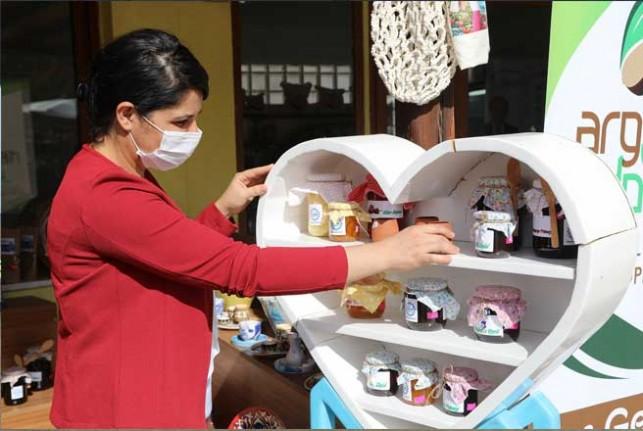 Battalgazi'nin Kalbi Kadın Kooperatifinden Bir İlk Daha