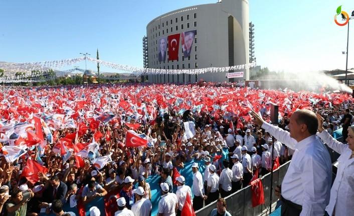Cumhurbaşkanı Erdoğan 25 Ekim'de Malatya'ya Geliyor