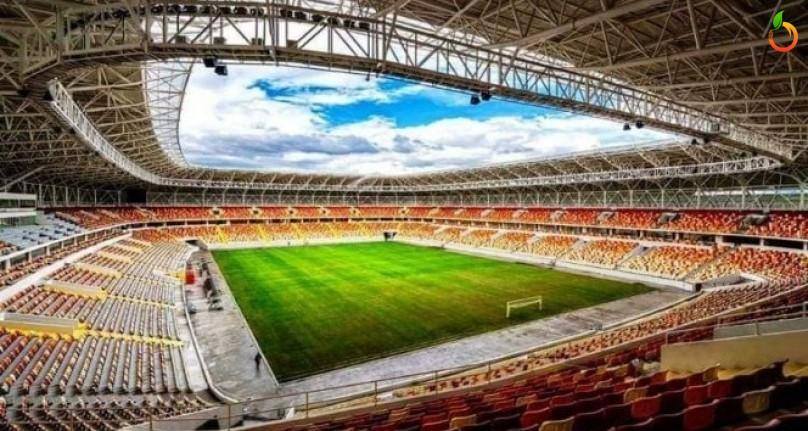 Yeni Malatyaspor'da stat bakıma alındı