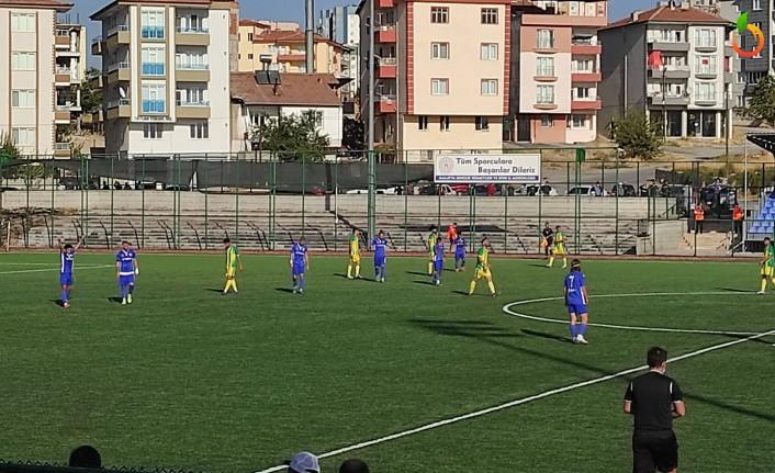 Yeşilyurt Belediyespor ZTK'da 2.Tur'a Yükseldi