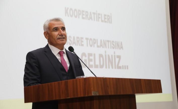 Başkan Güder: 'Kalkınma Hedeflerinin En Önemli Ayağı Kooperatifçiliktir'