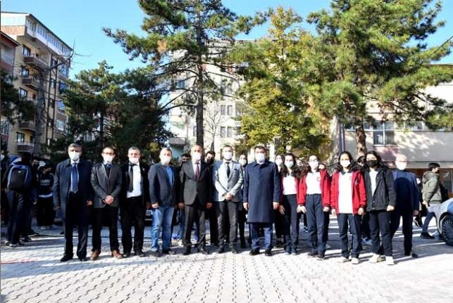 Başkan Gürkan,' Öğrencilerimiz  Bizim Geleceğimizdir'