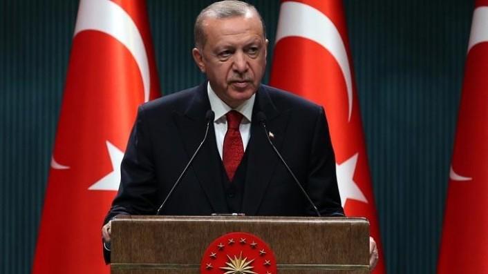 Erdoğan Açıkladı!  Okul Tatili Uzadı, Hafta Sonu Sokağa Çıkma Yasağı