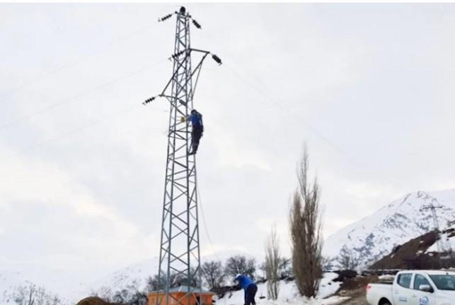 Fırat Edaş Enerji Çalışanları Haftası'nı Unutmadı
