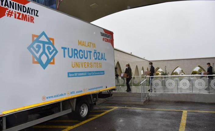 MTÜ'den İzmir'e deprem desteği
