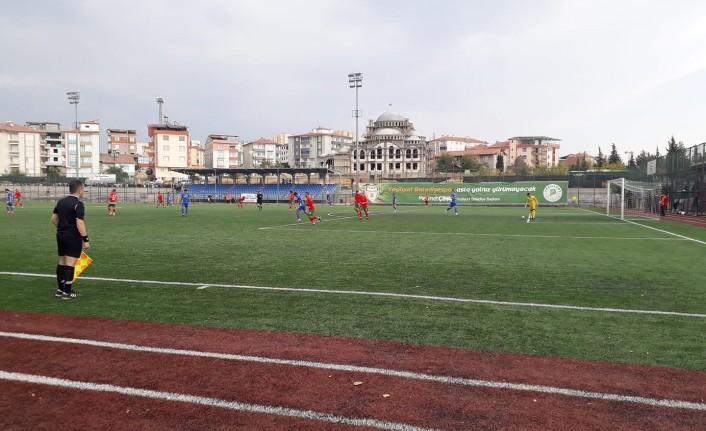MYB, Diyarbekirspor'a 1-0 mağlup oldu