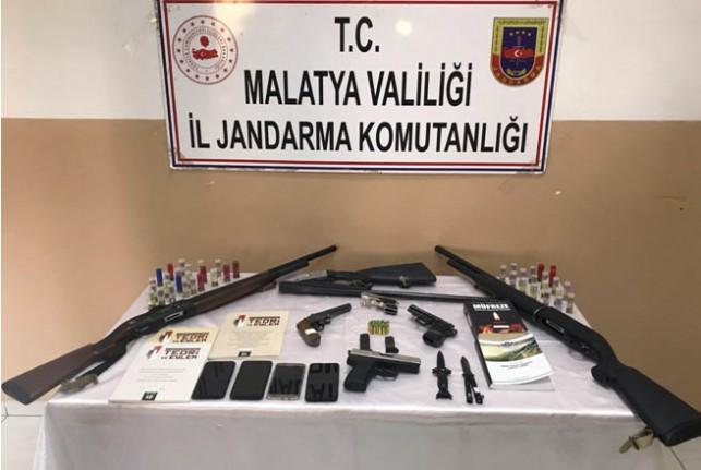 PKK Destekçisi 4 Kişi Yakalandı