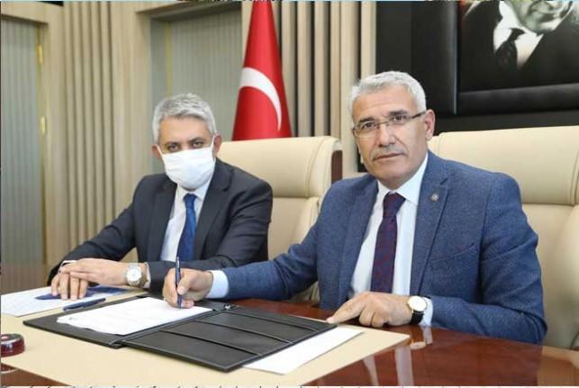 Yıldıztepe Fizibilite Projesi'nin Protokolü Fka İle İmzalandı