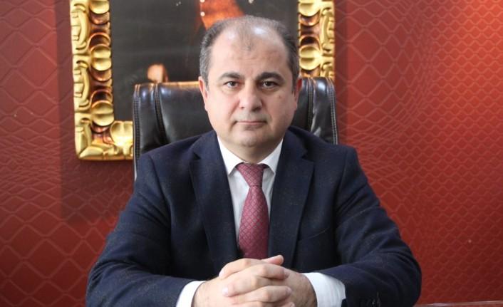 Malatya Baro Başkanı Av. Enver Han'ın yeni yıl mesajı
