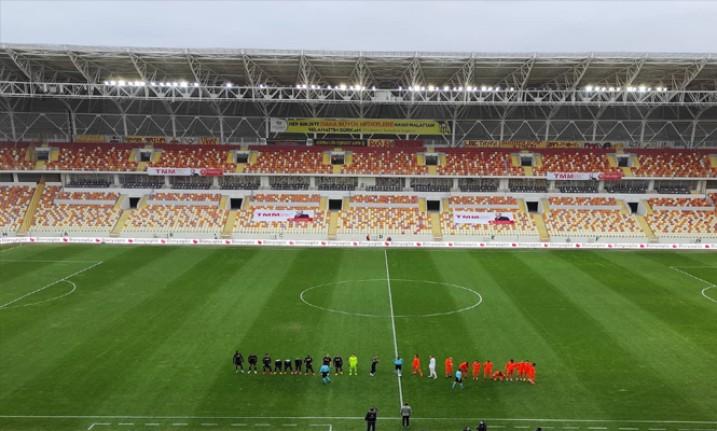 Y.Malatyaspor-Başakşehir Maç Sonucu: 1-1