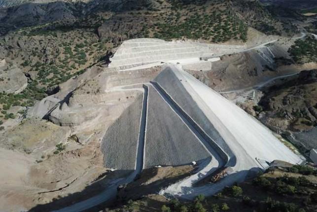 AK Partili Çalık: Yoncalı Barajı'na 60 milyon lira ödenek