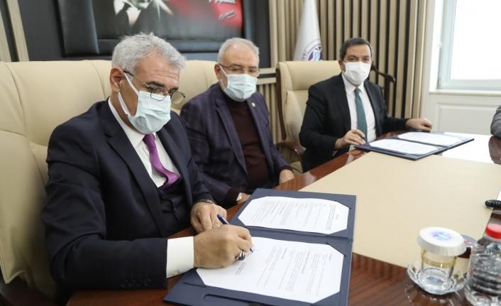 Battalgazi'ye Yeni Sağlık Merkezi İçin Protokol İmzalandı